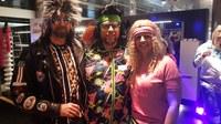 Elton John rockte die Badausstellung!