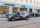 Holter eröffnet vierten Abholmarkt in Wien