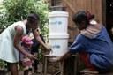 Zwei starke Partner für sauberes Wasser in Krisengebieten