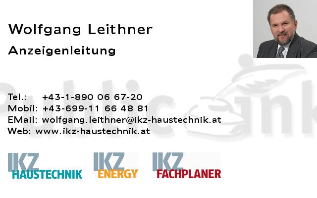 webcard Wolfgang Leithner